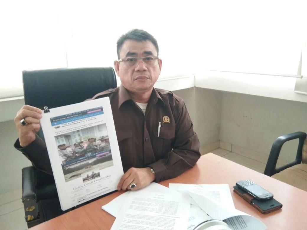 Jadi Korban Ujaran Kebencian, Ketua Komisi IV DPRD Tangsel Tuntut Organisasi Ganespa