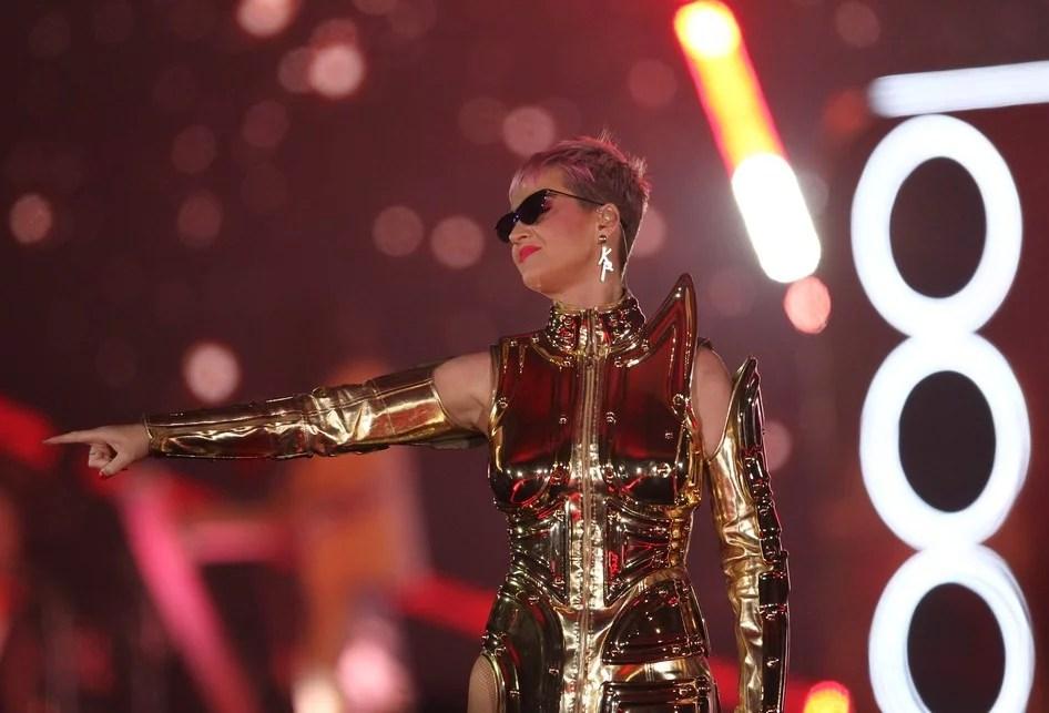Foto: Katy Perry Kembali Hibur Penggemar di Indonesia