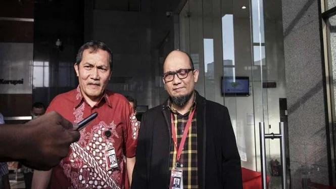 TGPF Tak Kunjung Dibentuk, Novel Minta Presiden Serius Bantu Pengungkapan Kasusnya
