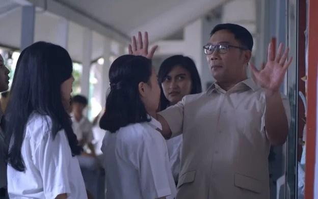 KPU Larang Film Dilan 1990 Ditayangkan di TV