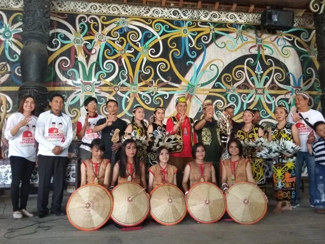 Selain Dayak, Rusmadi Wongso Juga ada Hubungan Keluarga dengan Orang Bugis dan Banjar