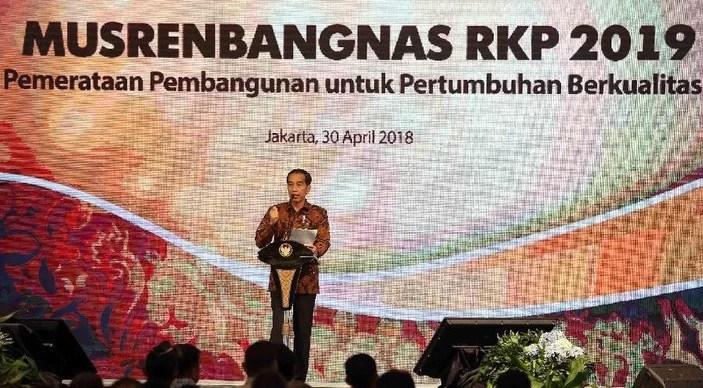 Bahas Racun Kalajengking, Jokowi Ramai Dikritik Partai Oposisi