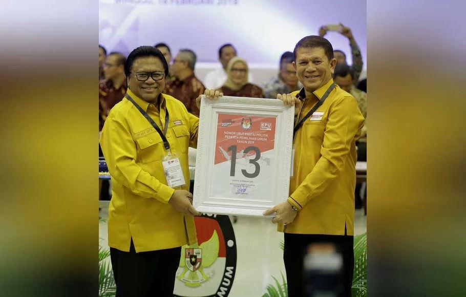 KPU Loloskan 435 Bacaleg DPR RI Partai Hanura, Sekjen: Semuanya Pejuang!