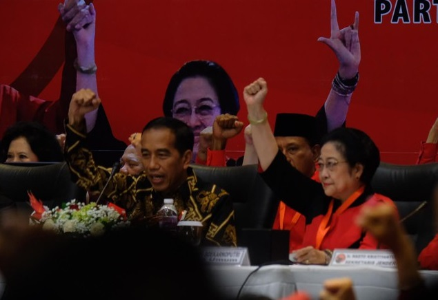 Istana: Pernyataan 'Berantem' Presiden Jokowi kepada Relawan Hanya Kiasan