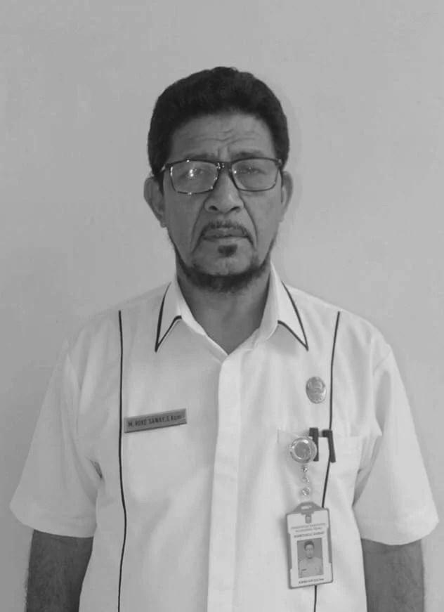 "Sahrin Hamid: ""Spirit almarhum Haji Oke Harus Terus Dirawat""."