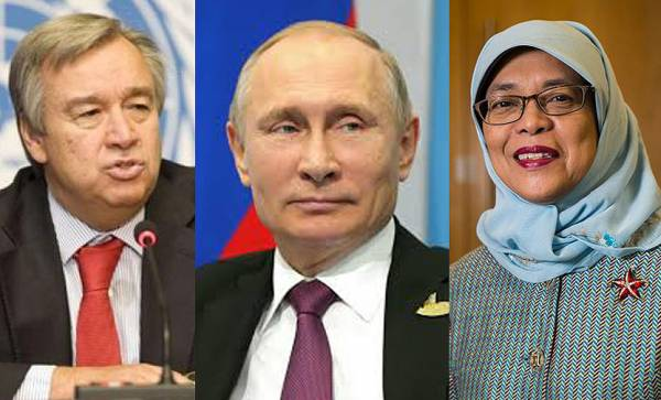 Sejumlah Pemimpin Dunia Ucapkan Bela Sungkawa Gempa Palu