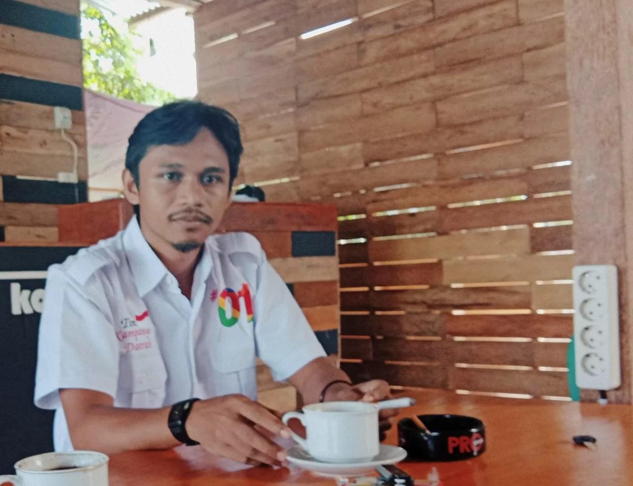 Koordinator Relawan Jokowi-Ma'ruf Halut Ajak Warga Sukseskan Deklarasi Pemilu Damai