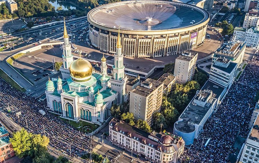 Jangan Kaget Bila Rusia Masa Kini Adalah Sebuah Negeri Muslim