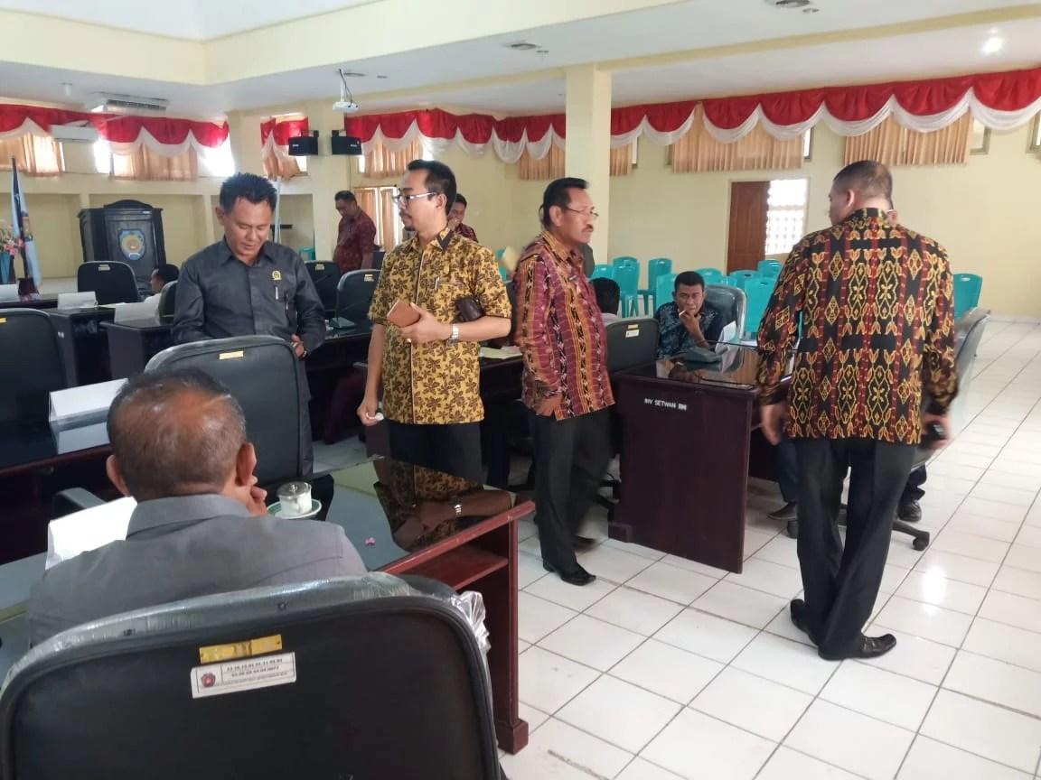 Inilah Susunan Pimpinan DPRD Kabupaten Rote Ndao 2019-2024
