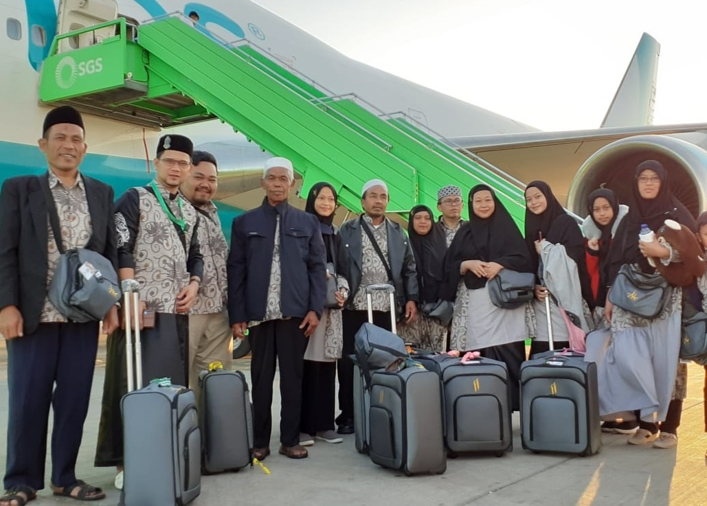 """BNPB """"Rasa"""" Travel Umrah"""