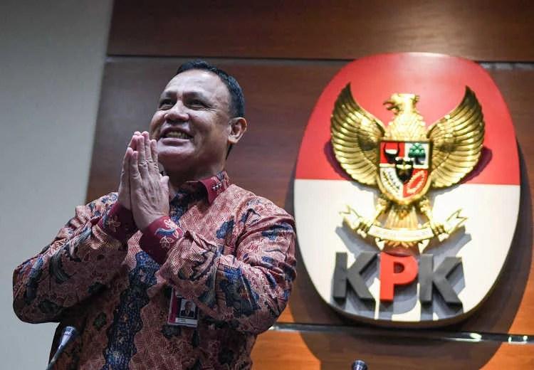 ICW Kirim Surat ke Kapolri Terkait Dugaan Korupsi Ketua KPK