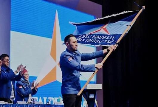 Bagaimana Proyeksi Kepemimpinan AHY di Partai Demokrat Ke Depan?