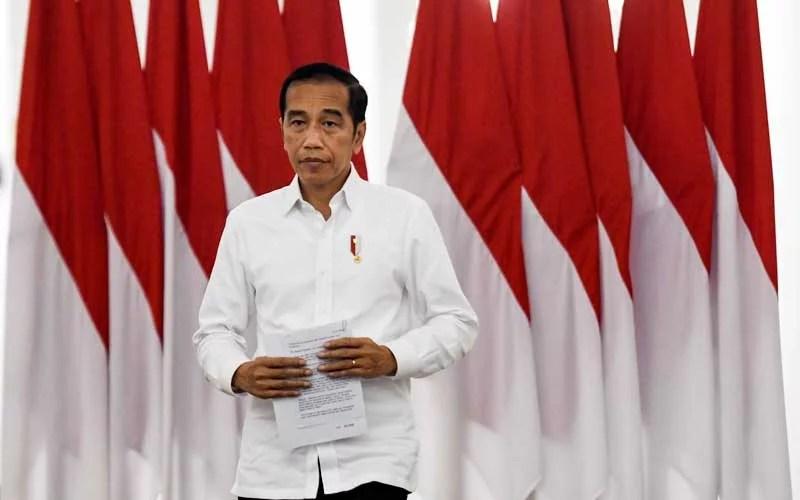 Jokowi Minta Dana Desa Digunakan Untuk Membantu Menangani Dampak Corona