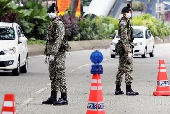 Hari Ke-6 Lockdown Malaysia, Sukses 90 Persen Kendalikan Penularan Covid-19