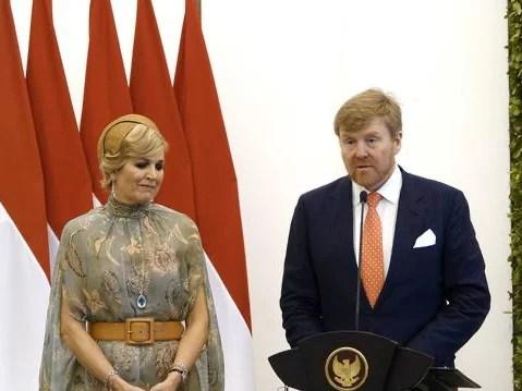 Raja Belanda Sampaikan Permohonan Maaf dan Penyesalan Kepada Indonesia