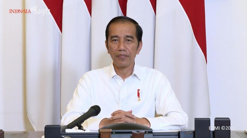 Tok, Jokowi Larang Semua Warga Mudik
