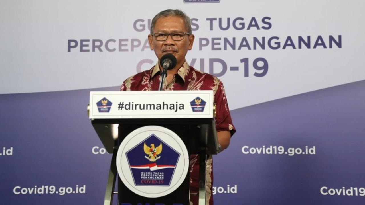 Data Angka Kematian Akibat Corona di Indonesia Berdasarkan Kelompok Usia