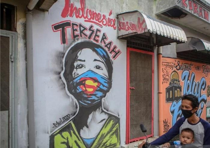 #IndonesiaTerserah; Sindiran Plinplannya Kebijakan Pemerintah Perangi Covid-19