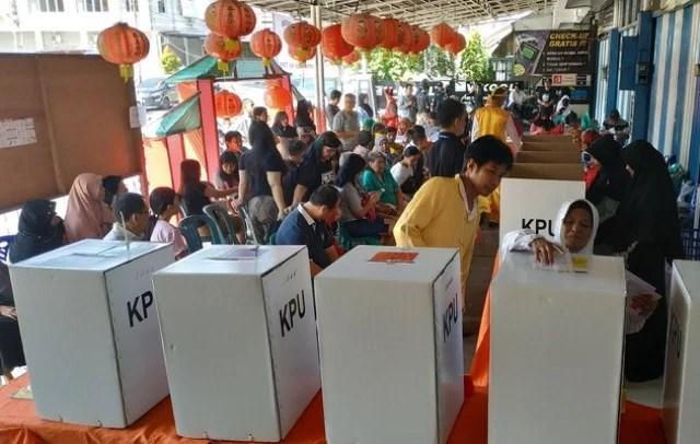 DPR Sepakat Perppu Pilkada Disahkan Jadi UU, Pilkada Serentak 9 Desember