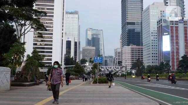 Pandemi Masih Mengancam, Berikut 31 Daftar Kantor Jakarta yang Ditutup