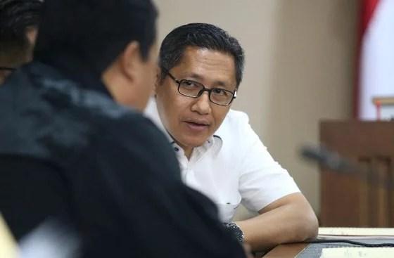 Tok, Vonis Anas Urbaningrum Dipotong Dari 14 Tahun Menjadi 8 Tahun