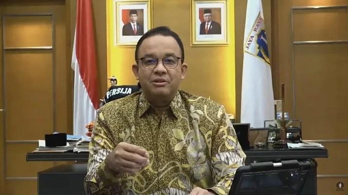 Anies Baswedan: Situasi Jakarta Mengkhawatirkan!