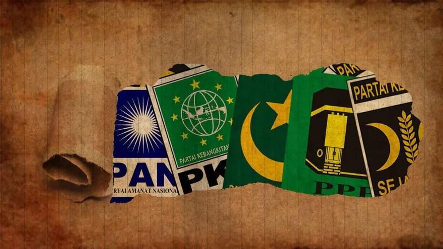 Kenapa Partai Islam Mudah Pecah? Ini Alasannya