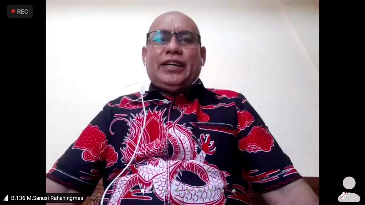 Anggota DPD RI Asal Papua Barat Dukung Tambahan Dana OTSUS 2021