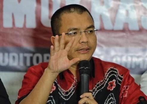 Kalah 0,48% dari Petahana Gubernur Kalsel, Denny Indrayana Gugat ke MK