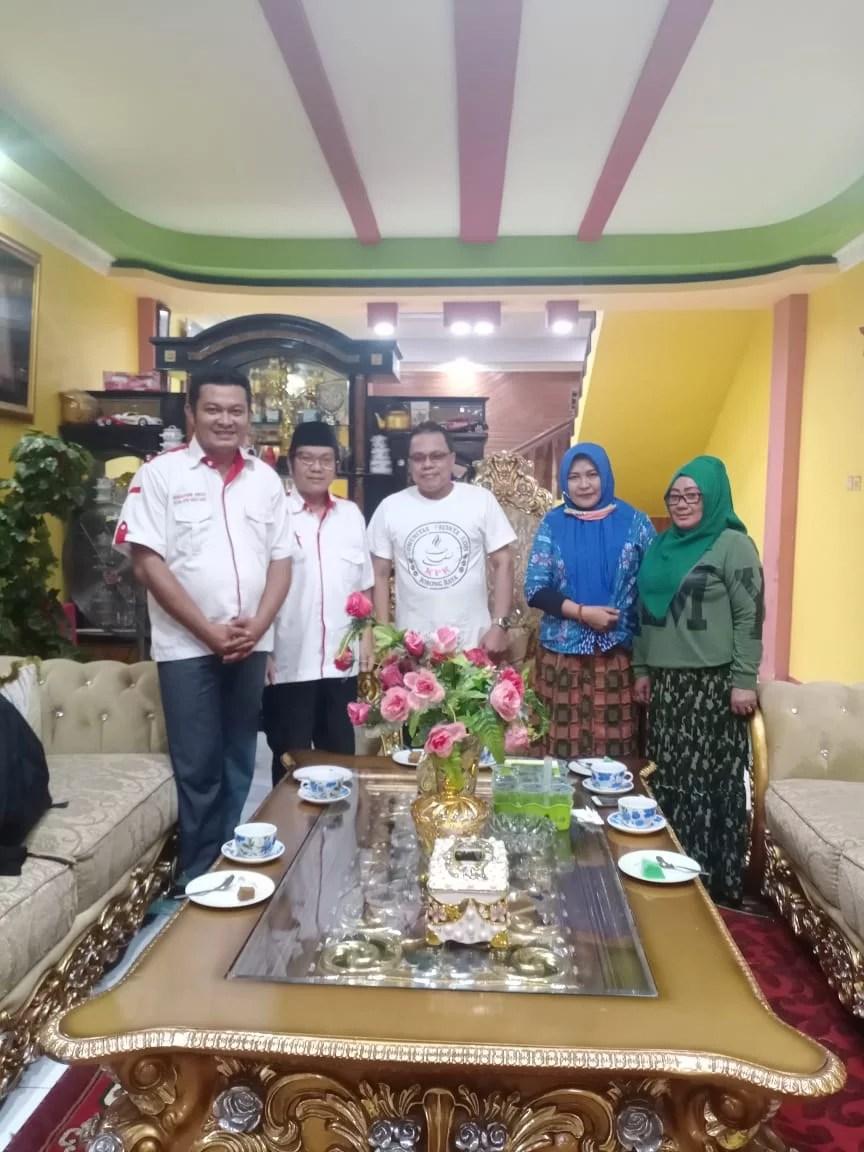 Silaturrahmi Bersama Ketua HNSI Kota Sorong, KAPTEN DPW Pabar Tancap Gas