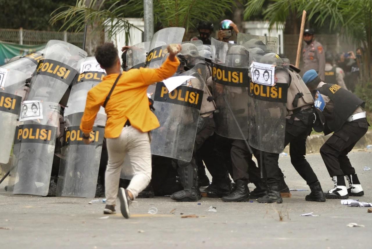 Amnesty International Indonesia: Kebebasan Sipil di Indonesia Alami Kemerosotan
