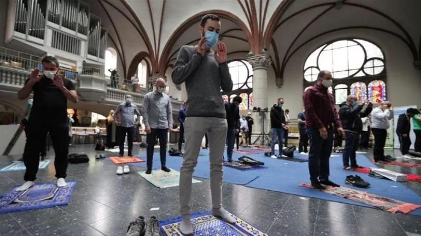 Dalam 1 Tahun, Ada 4.000 Warga Jerman Masuk Islam