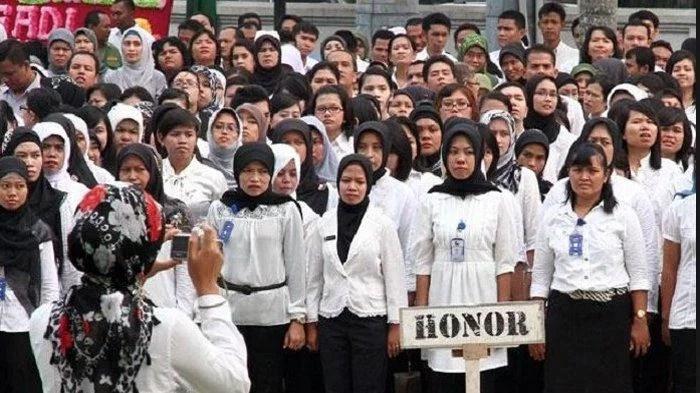 Status Hukum Tenaga Honorer dan PPPK di UU ASN Dipertanyakan