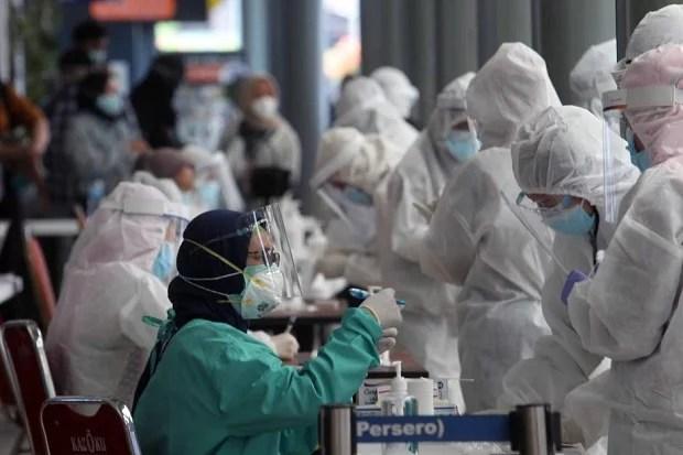 Puluhan Nakes Terpapar Covid-19, Kota Depok Kekurangan Perawat
