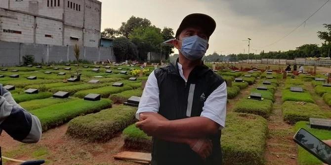 Kehabisan Stok, Pemakaman Jenazah Covid-19 di Tangerang Selatan Tanpa Peti