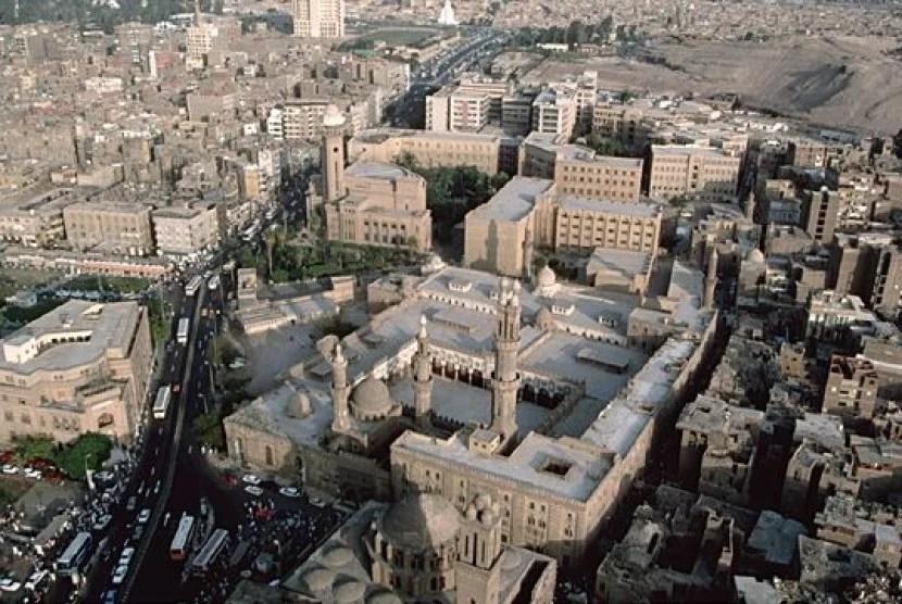 Universitas Al Azhar Mesir Kampus Yang Tertua
