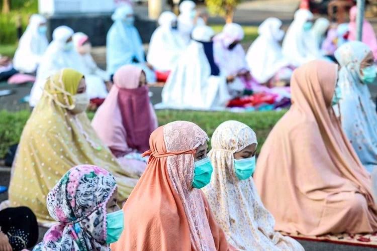 MUI: Salat Idul Adha 1422 di Zona Aman Covid-19 Gunakan Prokes Ketat