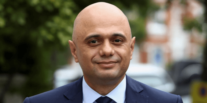 Belum Sebulan Menjabat, Menteri Kesehatan Inggris Positif Covid-19