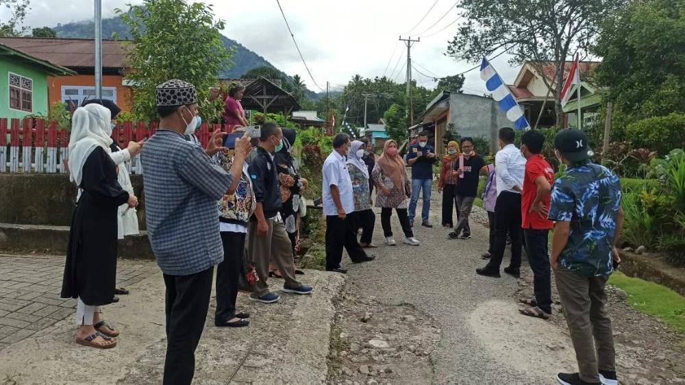 Anggota DPRD Boltim Hj. Sutanti Ginoga Gelar Reses Serap Aspirasi Masyarakat