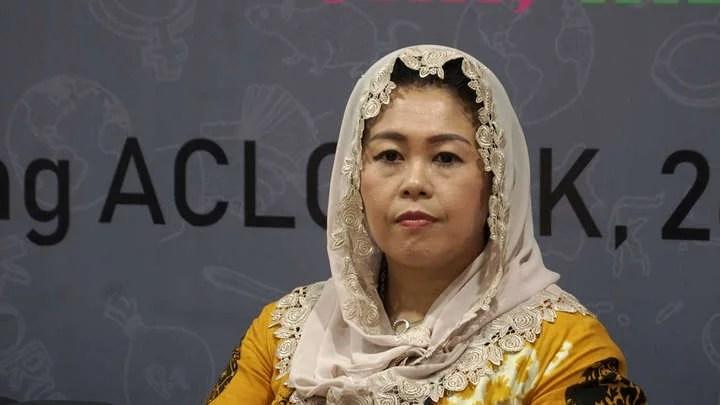 Putri Gusdur Yenny Wahid Umumkan Pengunduran Diri dari Komisaris Garuda Indonesia