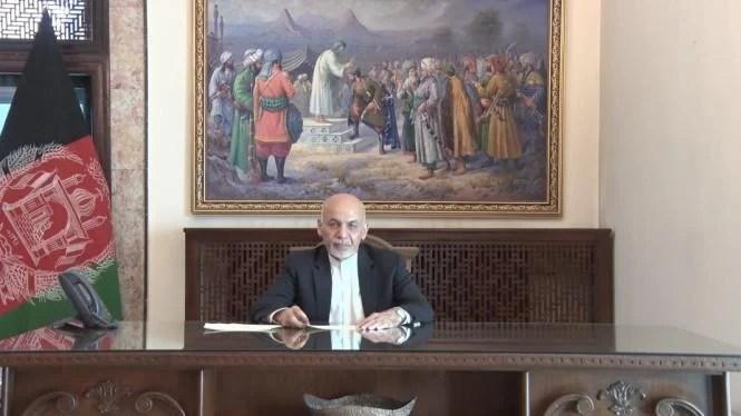 Uni Emirat Arab Tampung Mantan Presiden Afghanistan Yang Terusir