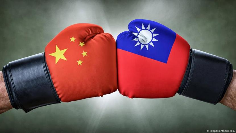 Lithuania Akui Taiwan, China Panggil Pulang Dubesnya