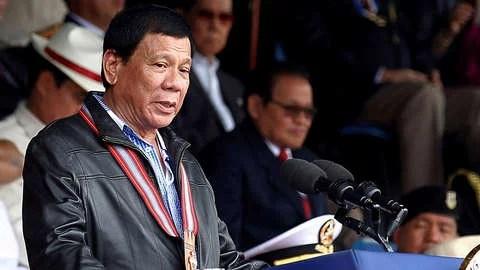 Tak Bisa Capres Lagi, Presiden Duterte Bersedia Dicalonkan sebagai Wapres Filipina