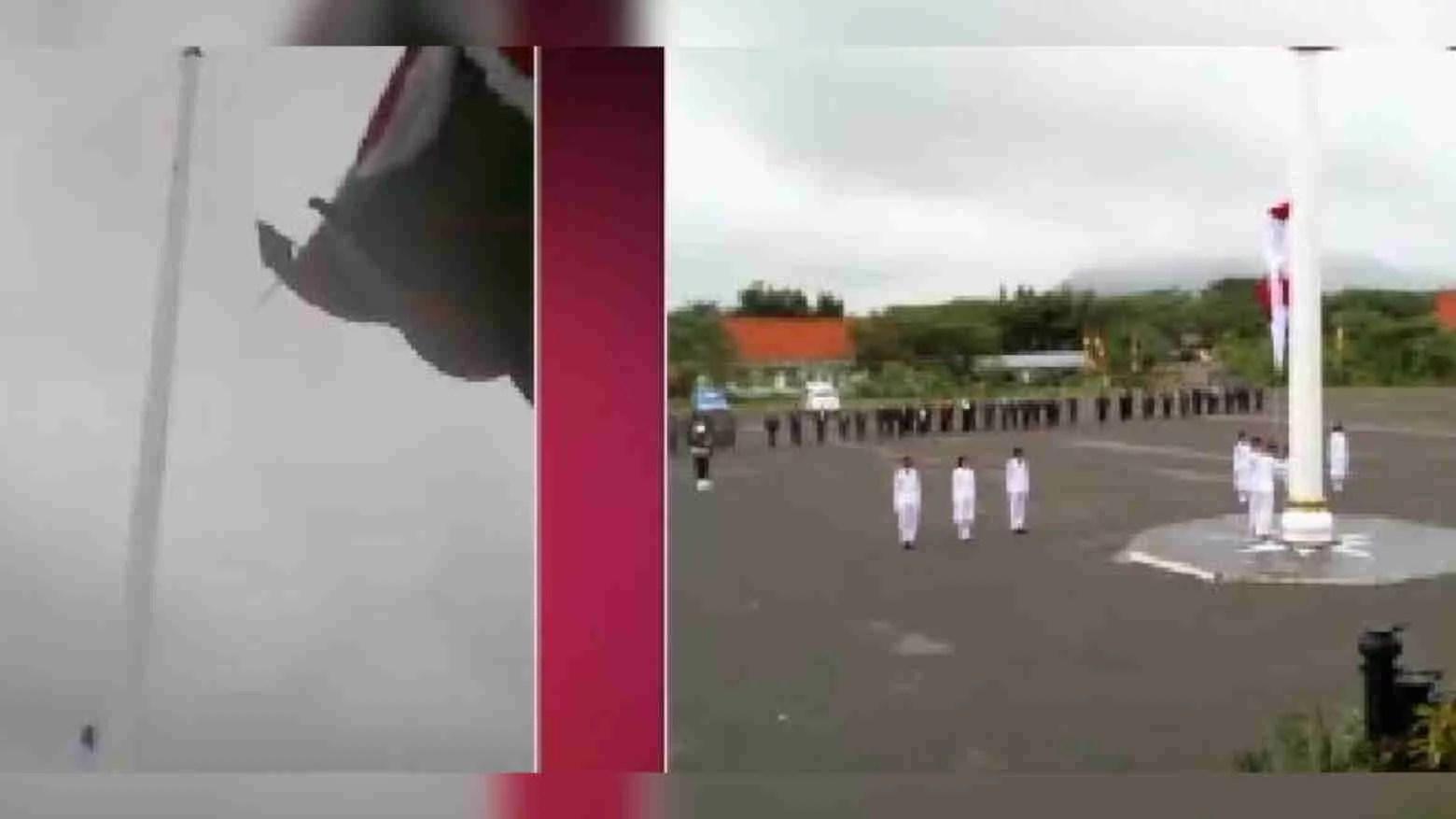 Insiden Merah Putih Jatuh di Konut, SEMMI Sultra: Tak Usah Dibesar-besarkan