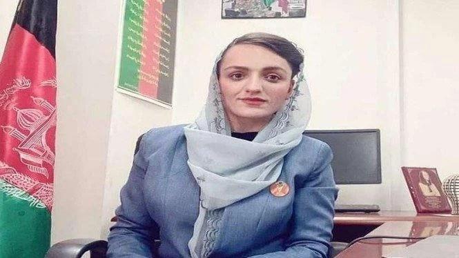 Wali Kota Perempuan Pertama Afghanistan Menanti Dibunuh Taliban