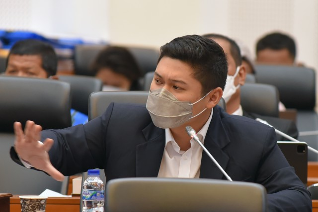 DPR: Jangan Ada Kompromi Soal Penjagaan Kedaulatan Wilayah Indonesia