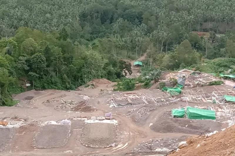 Gakkum KLHK Tertibkan Tambang Emas Ilegal di Sulawesi Utara