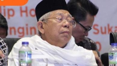 Photo of KH Ma'ruf Amin Non Aktif sebagai Ketua Umum MUI