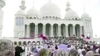 Photo of Pemerintah Komunis China akan Bongkar Masjid Agung di Kota Weizhou