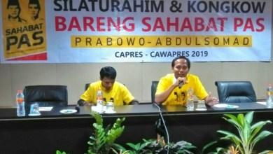 Photo of Sahabat PAS Dukung Pasangan Capres-Cawapres Rekomendasi Ulama